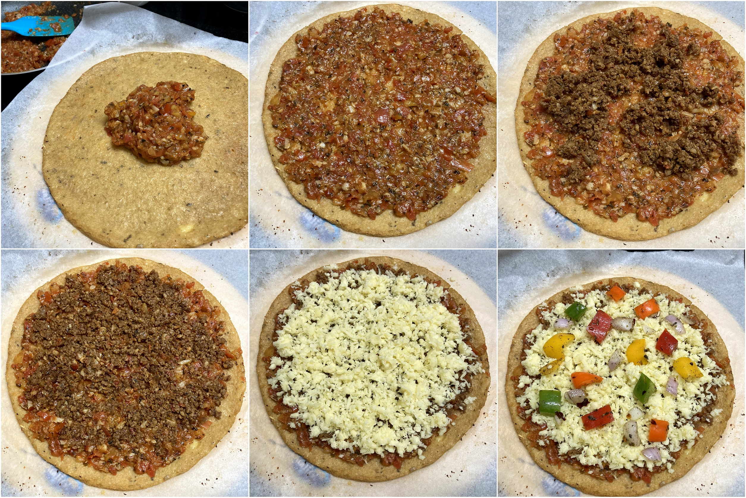 Cauliflower Pizza7